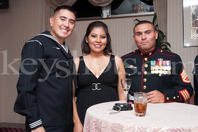 CFAY Marine Corps Ball 2013
