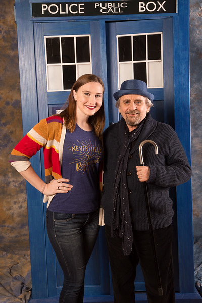 The Seventh Doctor: Sylvester McCoy 2pm