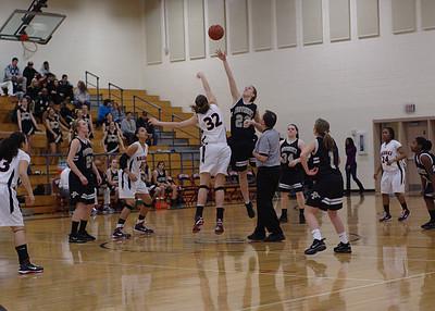 2010/02/05 BHS Girls Basketball - Butler VS Providence