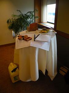 Donor Reception 2013