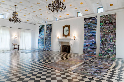 every being is an island at Deering Estate, Miami June 2021