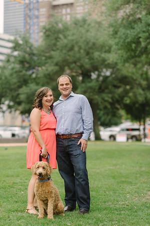 Stephanie & Aaron