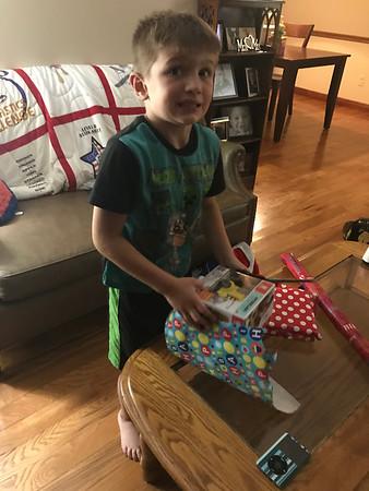 Braden Aaron - Third Birthday