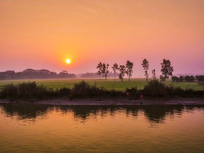 The Great Irrawaddy Delta 7-nights