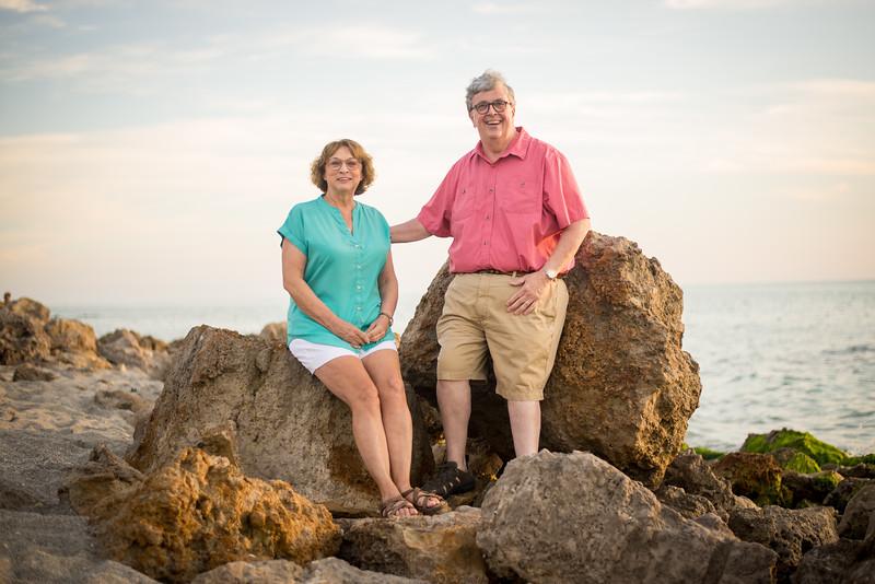 2019.02.04 - Donna & Frank Riley, Casperson Beach, Venice, FL