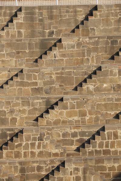 Chand Baori stepwell - Abhaneri