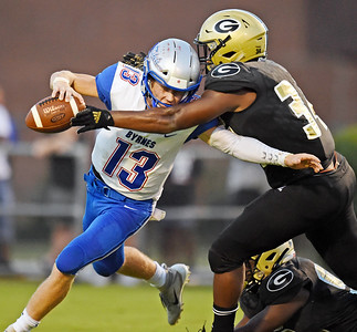 Byrnes At Greer Football