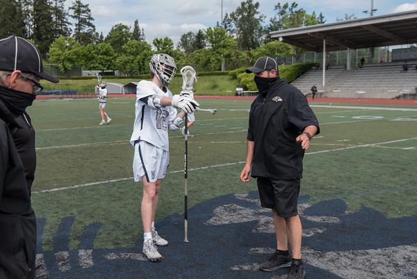 2021 Boys Varsity Lacrosse vs. Tualatin