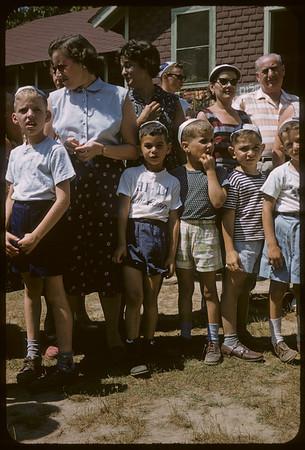 Box 5 July 1957 - July 1958