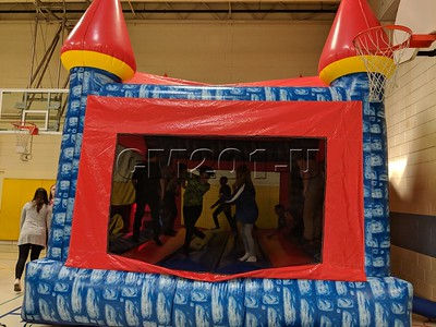 Spring into Spring- Bouncy Houses