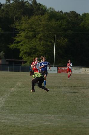 Girls Soccer 4/19/05