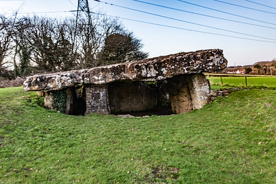 Tinkinswood Burial Chambers - Set 1