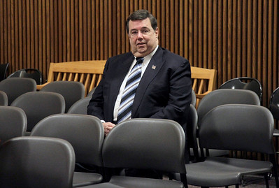 Tom Ganley pleads not guilty