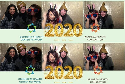 Health New Years party
