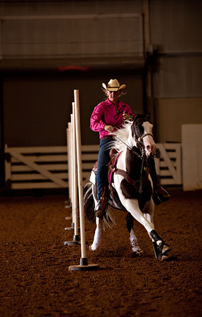 Under Saddle - Speed Events
