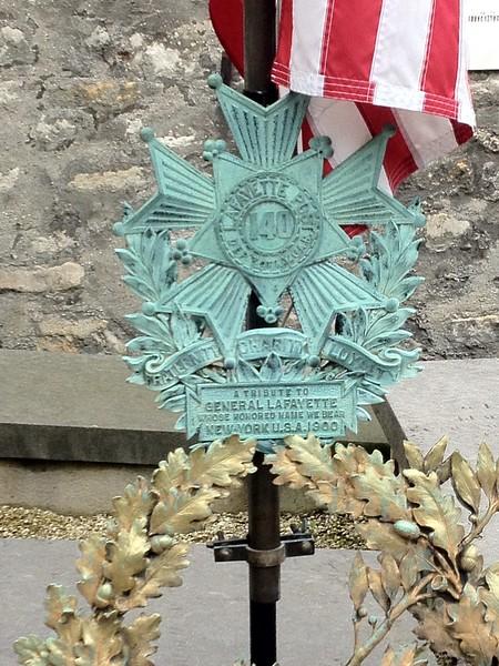 Lafayette's Grave