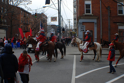 Red's Opening Day Parade 2011
