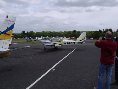 Elstree 2011 Fly-in or not!