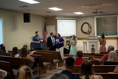 Truth Baptisms and Graduation Celebration May 2021