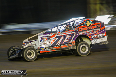 Outlaw Speedway - Collin Wyant - 4/17/21