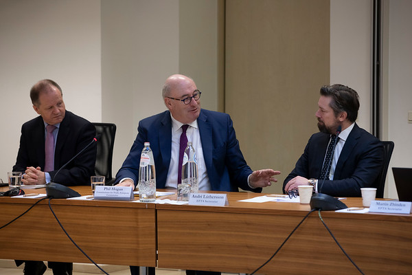 2020-02-04 Parliamentary Committee Trade Meeting