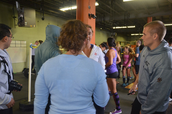 Northeast Nasty - Event 3 - CrossFit A.C.T.