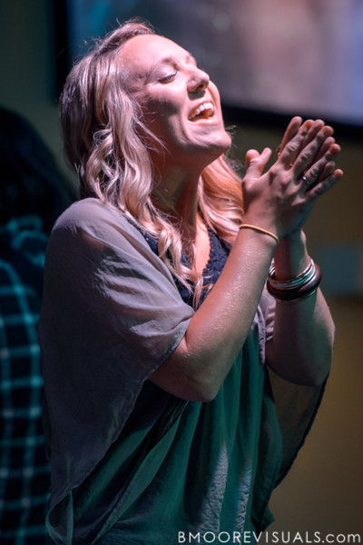 Melissa Mage of Bellarive performs on April 15, 2012 at First United Methodist Church in Dunedin, Florida