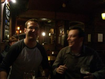 2008 05 London - Quam's Visit