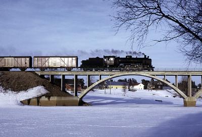 Finnish steam, 1975