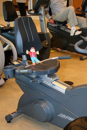 Cardiac Rehabilitation W/Flat Stanley