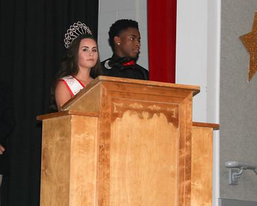 Grades 9, 10, and 11  Honors Night Program  2017