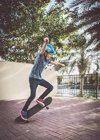 Just Skateboarding 2017+