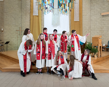St. Mark's 2020 Confirmation