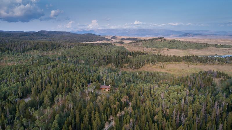 Bondurant, Wyoming Serene Natural Beauty.