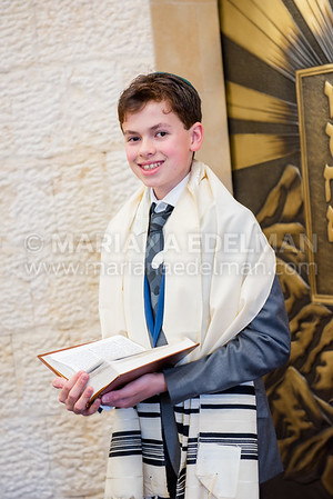 Meyer Rolnick - Bar Mitzvah