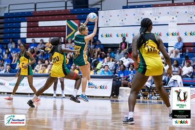 Australia vs. Jamaica