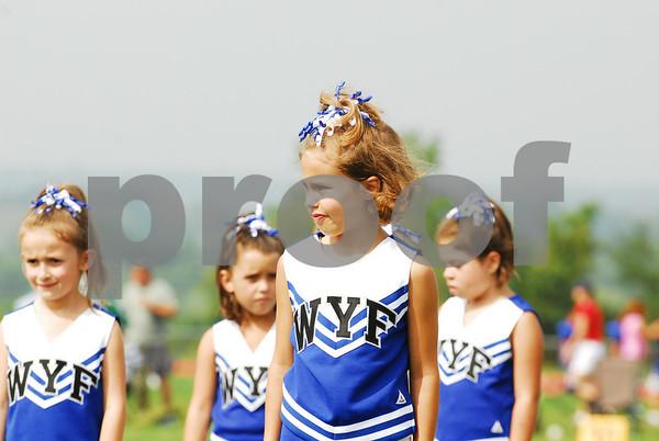Wallkill vs Cornwall White - Cheerleading - 9-14-08