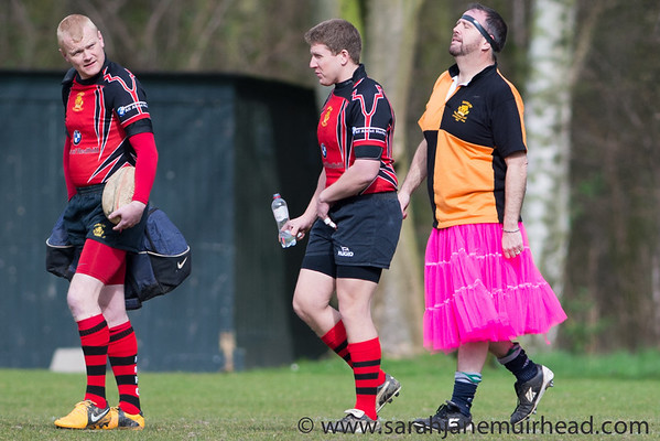 Delft vs Horley 15 March 2014