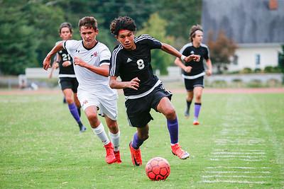 EHS V Boys Soccer vs CR