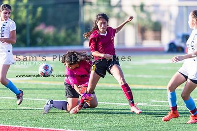 Women's Soccer vs Cerro Coso (09-08-2017)