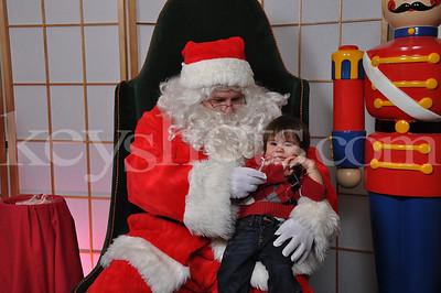 Yokota Santa