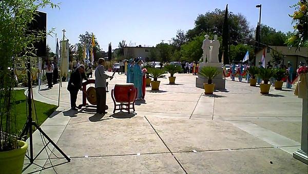 Sacramento Vietnamese Martyrs Church Dedication