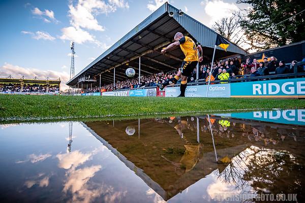 Cambridge United v Carlisle United