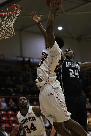 Mens Basketball vs Longwood