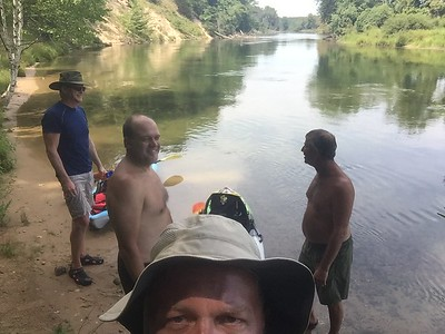 2018 Manistee river