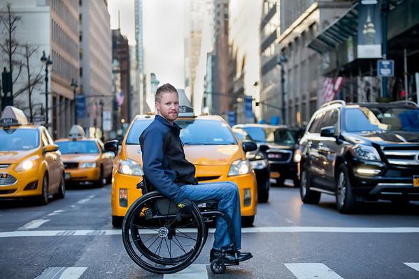 Dustin Shillcox in NYC nov2014