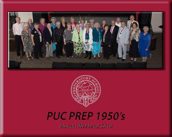 PUC Prep 2014 Alumni Weekend