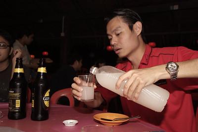 MAC - Teluk Gong Seafood Outing