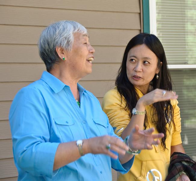 Jia Hui and Julianna.