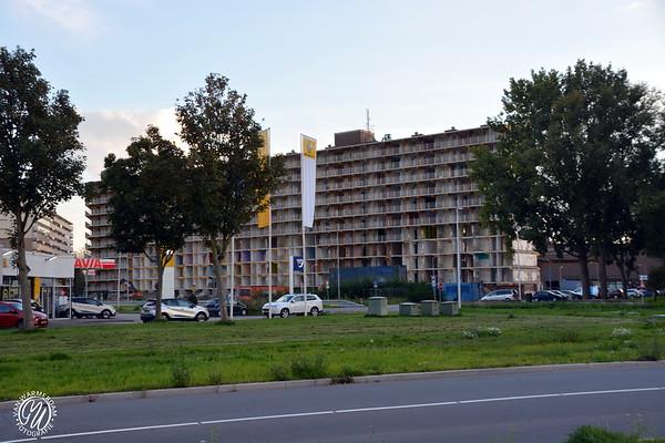 Jan van Beierenlaan sloop flats 25 september 2018